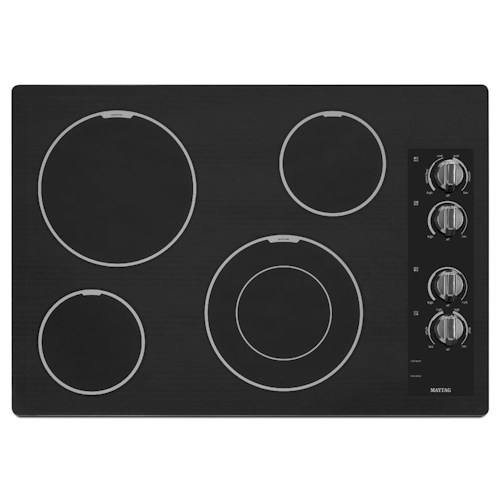Maytag Electric Cooktops 30-inch Electric Cooktop with Speed Heat™ Element