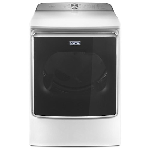 Maytag Front Load Electric Dryers Extra-Large Capacity Dryer with Extra Moisture Sensor – 9.2 cu. ft.
