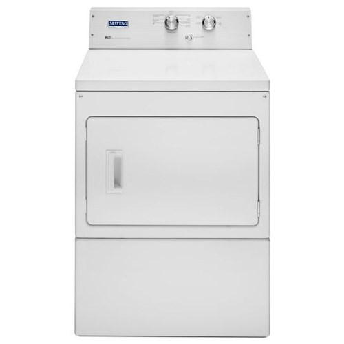 Maytag Front Load Electric Dryers Extra-Large Capacity Dryer with IntelliDry® Sensor - 7.4 Cu. Ft.