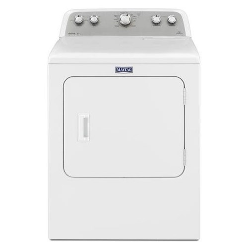 Maytag Front Load Electric Dryers 7 cu. ft. Bravos® Electric Front Load Dryer with Commercial Technology