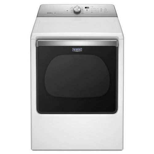 Maytag Front Load Gas Dryer 8.8 cu. ft. Extra-Large Capacity Gas Dryer with PowerDry Cycle