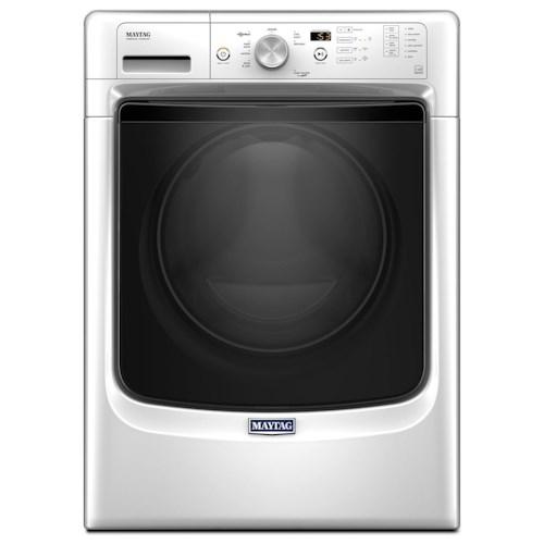 Maytag Front Load Washers Front Load Washer with Steam for Stains Option and PowerWash® System – 4.3 cu. ft.