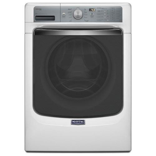 Maytag Front Load Washers Front Load Washer with Steam and PowerWash® System – 4.5 cu. ft.