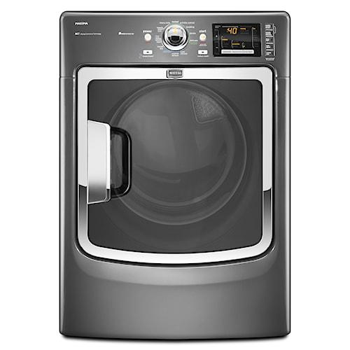 Maytag Gas Dryers 7.4 Cu. Ft. Maxima® High-Efficiency Gas Steam Dryer