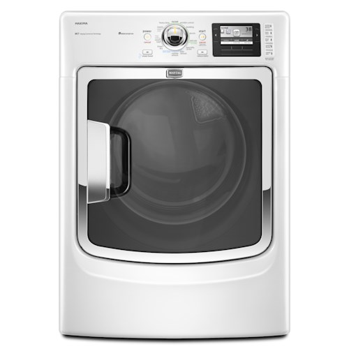 Maytag Gas Dryers 7.4 Cu. Ft. Maxima® High-Efficiency Gas Steam Dryer