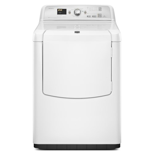 Maytag Gas Dryers 7.3 Cu. Ft. Bravos XL® High-Efficiency Gas Dryer