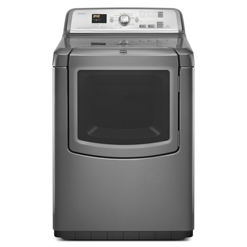 Maytag Gas Dryers 7.3 Cu. Ft. Bravos XL® High-Efficiency Gas Steam Dryer