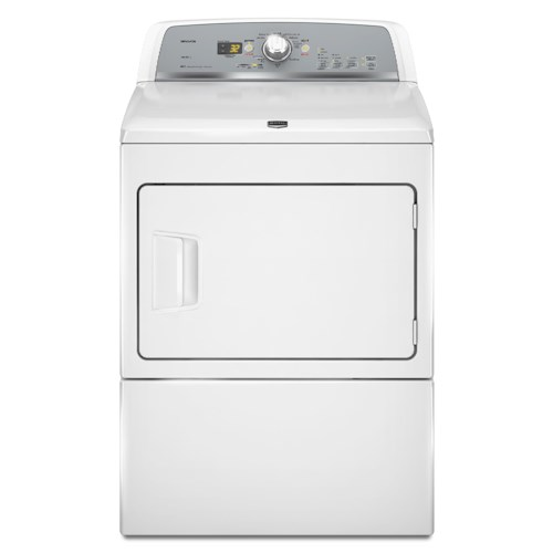Maytag Gas Dryers 7.4 Cu. Ft. Bravos X™ High-Efficiency Front-Load Gas Dryer