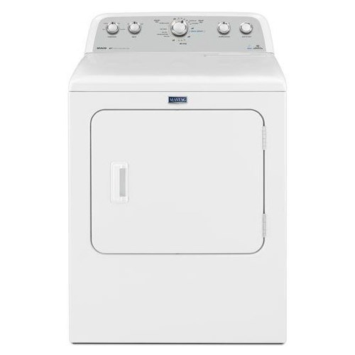 Maytag Gas Dryers 7.0 cu. ft. Bravos® High Efficiency Front Load Gas Dryer with Steam Refresh Cycle