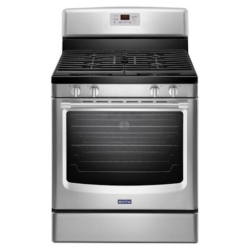 Maytag Gas Ranges 5.8 cu. ft. Freestanding Gas Range with Convection Oven