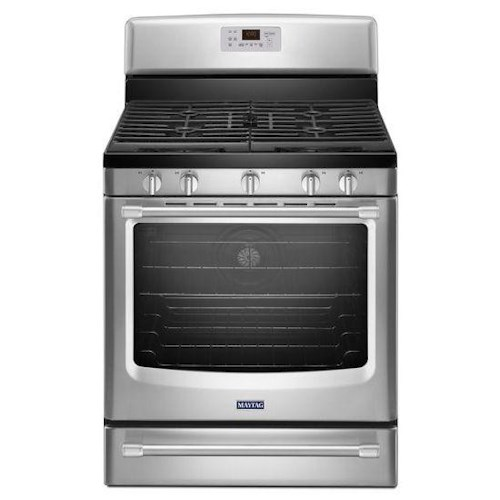 Maytag Gas Ranges 5.8 cu. ft. Gas Freestanding Range with Convection Oven