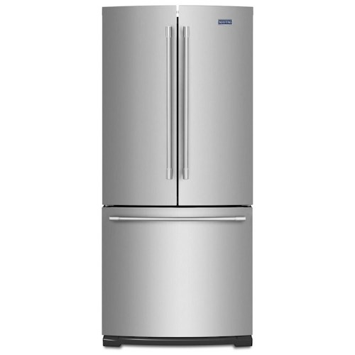 Maytag Maytag French Door Refrigerators 30-Inch Wide French Door Refrigerator - 20 Cu. Ft.