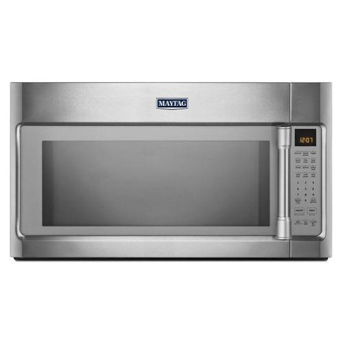 Maytag Microwaves 2.1 cu. ft. Large Over-the-Range Microwave with WideGlide™ Tray