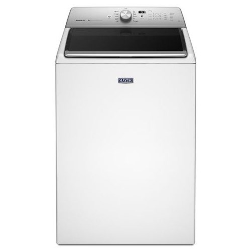 Maytag Top Load Washers Energy Star® 5.3 cu. ft. Top Load Washer with Sanitize Cycle