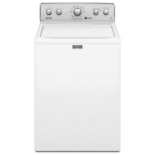 Maytag Top Load Washers Top Load Washer with the Deep Water Wash Option and PowerWash® Cycle – 4.2 cu. ft.