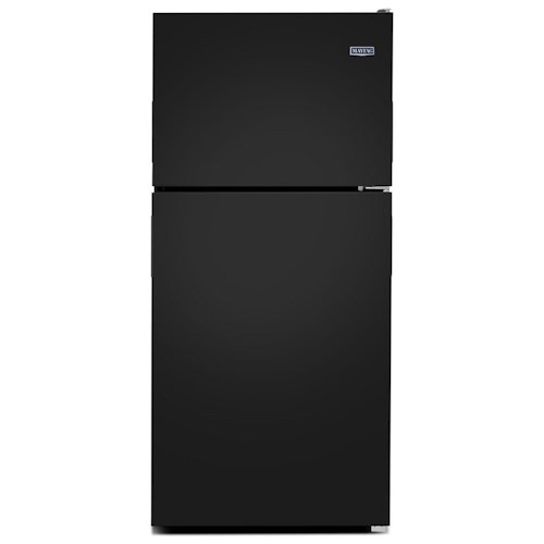 Maytag Top-Freezer Refrigerators 30-Inch Wide Top Freezer Refrigerator with PowerCold® Feature- 18 Cu. Ft.