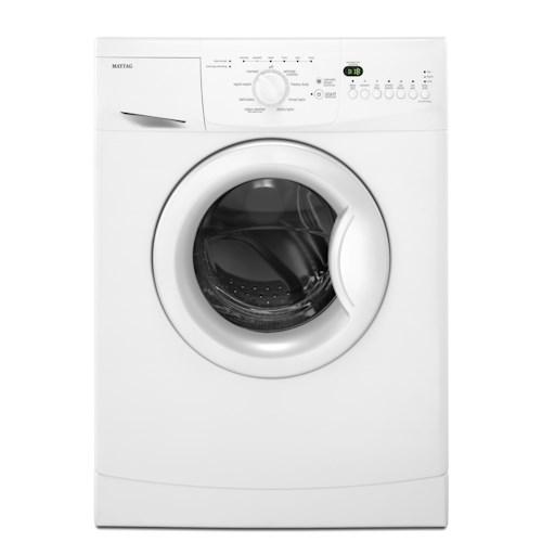 Maytag Washers ENERGY STAR® 2.0 cu. ft. Compact Front-Load Washer with Versatile Installation