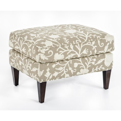 Freestyle Collections 0325 Chair / Accent Ottoman