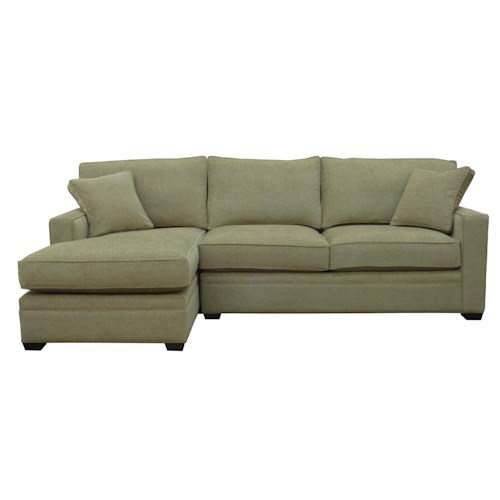 BeModern Porter 2-Piece Sectional Sofa with Left-Arm-Facing Chaise
