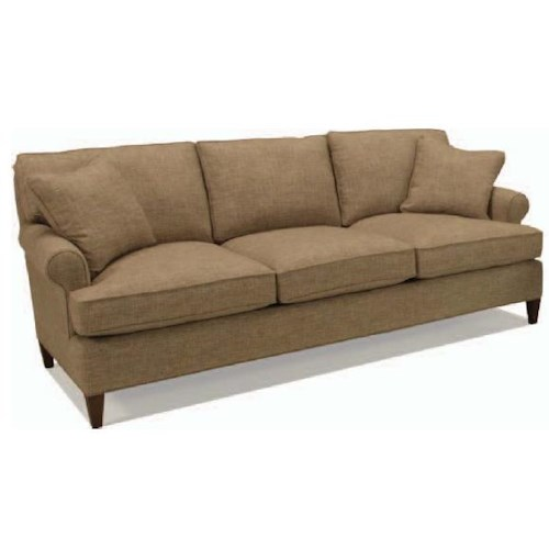BeModern 1363 Sofa with Rolled Arms