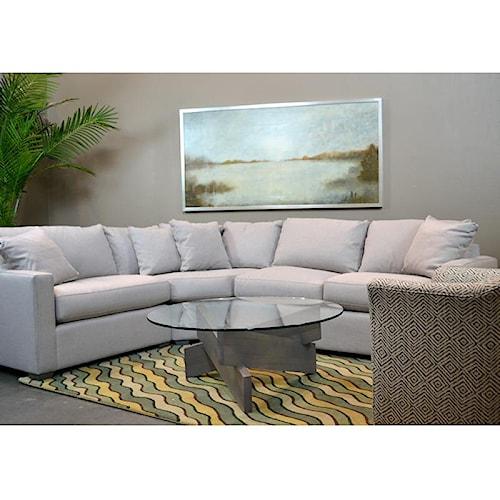 BeModern Bradley Sectional Sofa