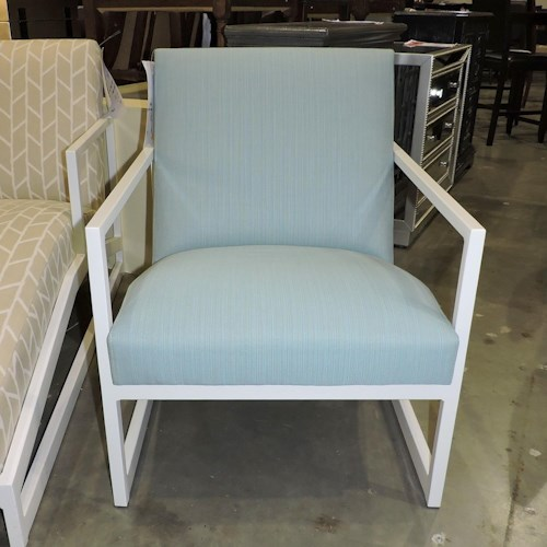 BeModern Clearance Dupione Outdoor Chair