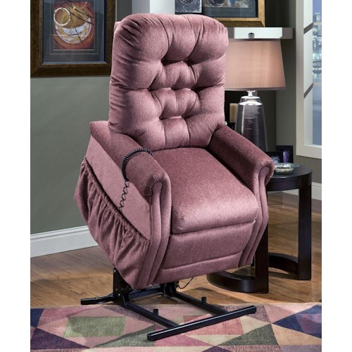 Med-Lift & Mobility 14 and 15 Series Standard Petite Lift Recliner