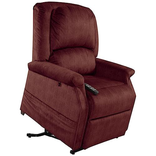 Mega Motion Lift Chairs Infinite Position Zero-Gravity Reclining Lift Chair