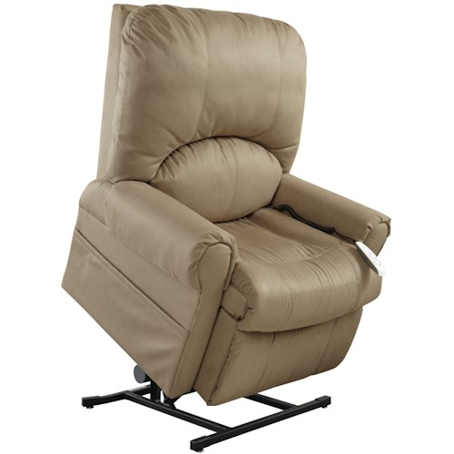 Mega Motion Lift Chairs 3-Position Reclining Lift Chair with Side Pockets