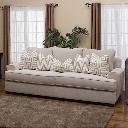 Michael Nicholas Renegade Sofa Pilgrim Furniture City