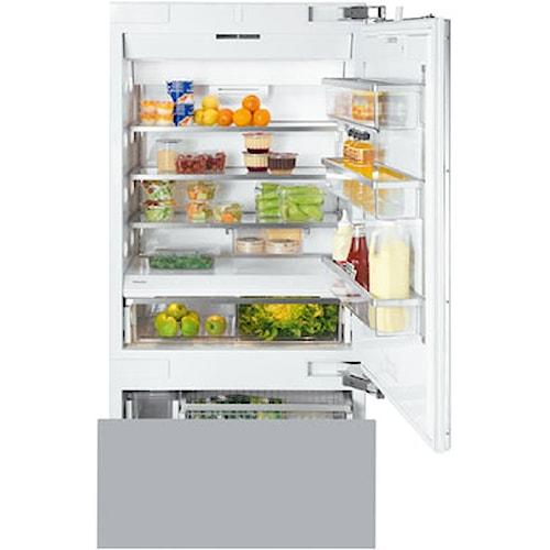 Miele Bottom Mount Refrigerator - Miele 36