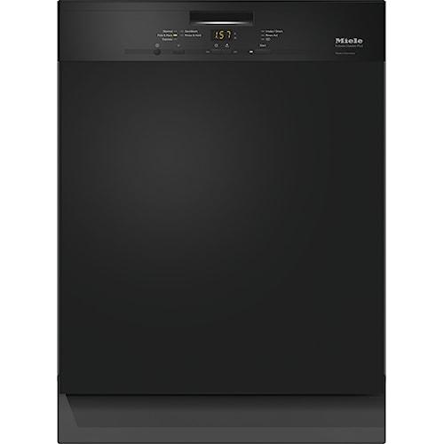 Miele Dishwashers - Miele G4925 U Black Classic Plus Dishwasher