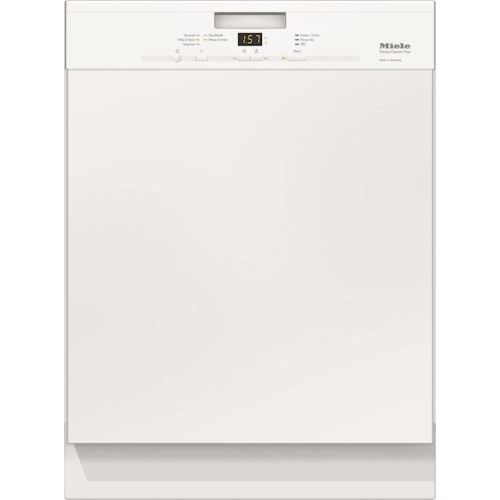 Miele Dishwashers - Miele G 4925 U White Classic Plus Dishwasher