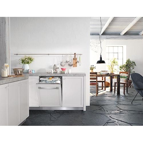 Miele Dishwashers - Miele G 6165 SCVi Crystal Dishwasher