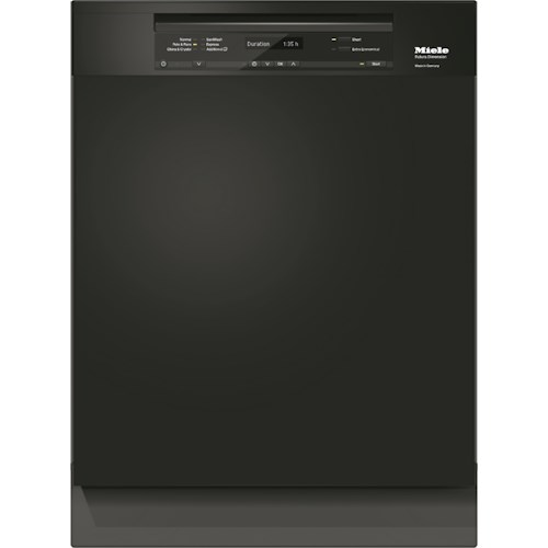 Miele Dishwashers - Miele G6305 SCU Black Dimension Dishwasher