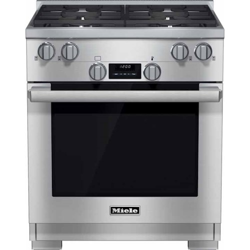 Miele Gas Ranges - Miele HR1124 30