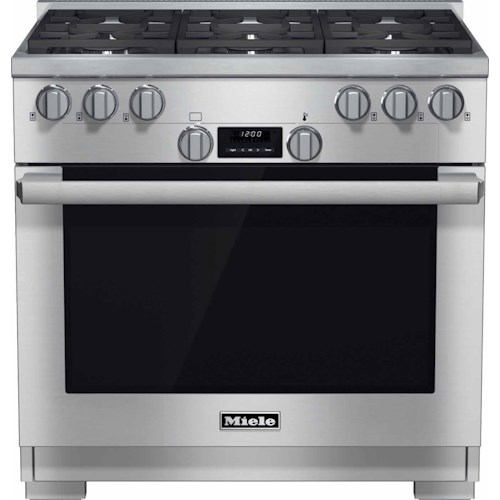 Miele Gas Ranges - Miele HR1134 36