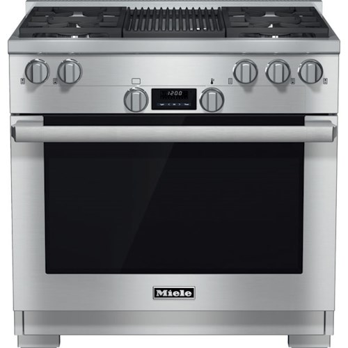 Miele Gas Ranges - Miele HR1135 GR 36