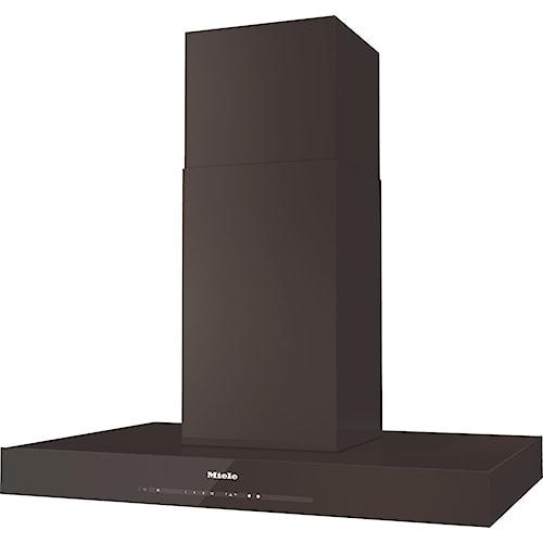Miele Hoods and Ventilation - Miele DA6690 D Truffle Brown 36