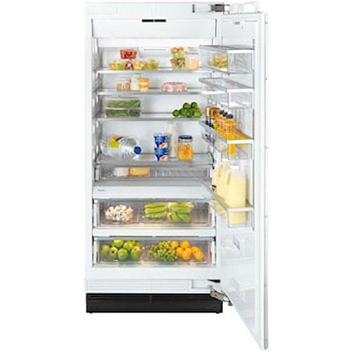 Miele Single Door Refrigeration - Miele 36
