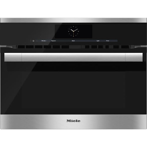 Miele Wall Oven Collection 1.5 cu. ft. 24