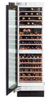 Miele KWT1613 Vi 24u0026quot; Wine Storage System - Furniture and ApplianceMart - Appliance - Wine Cooler ...