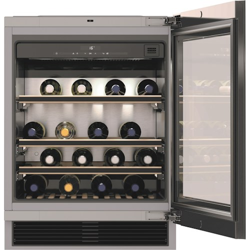 Miele Wine Storage Systems - Miele KWT6312 UGS Under Counter Wine Storage System