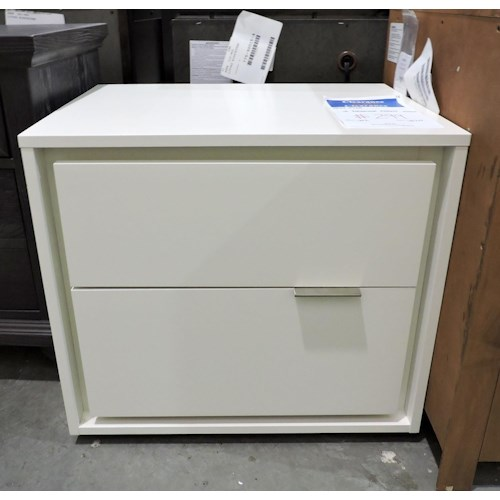 Miscellaneous Clearance 2 Drawer Night Stand