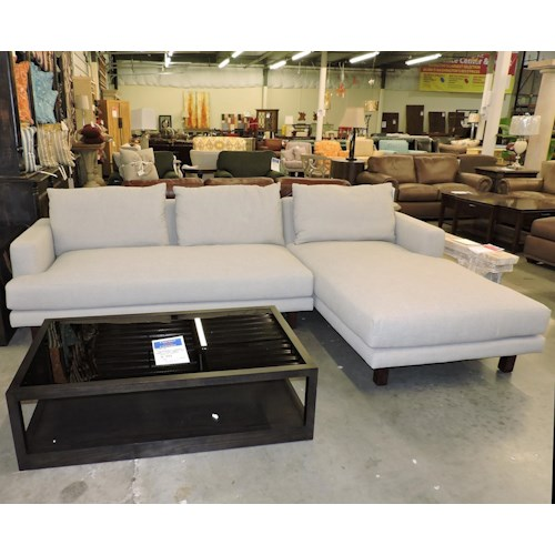 Miscellaneous     2 Pc Minetta Sectional by Calvin Klein