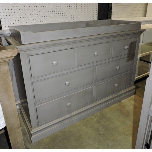 Miscellaneous     7 Drawer Dresser and Changer