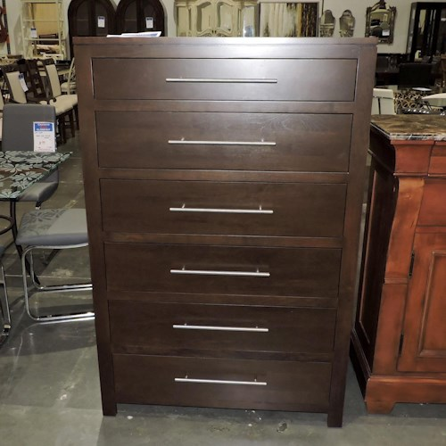 Miscellaneous     Modern Chest of Drawers