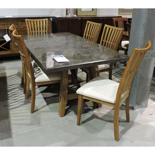 Miscellaneous     Bluemont Dining Table and Chairs