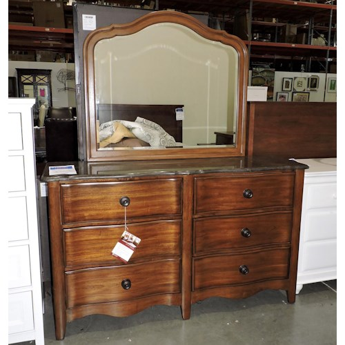 Miscellaneous Clearance Dresser and Mirror