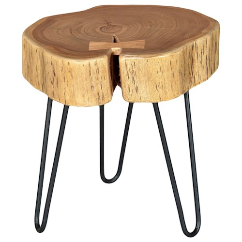 Moe's Home Collection Adele  Side Table